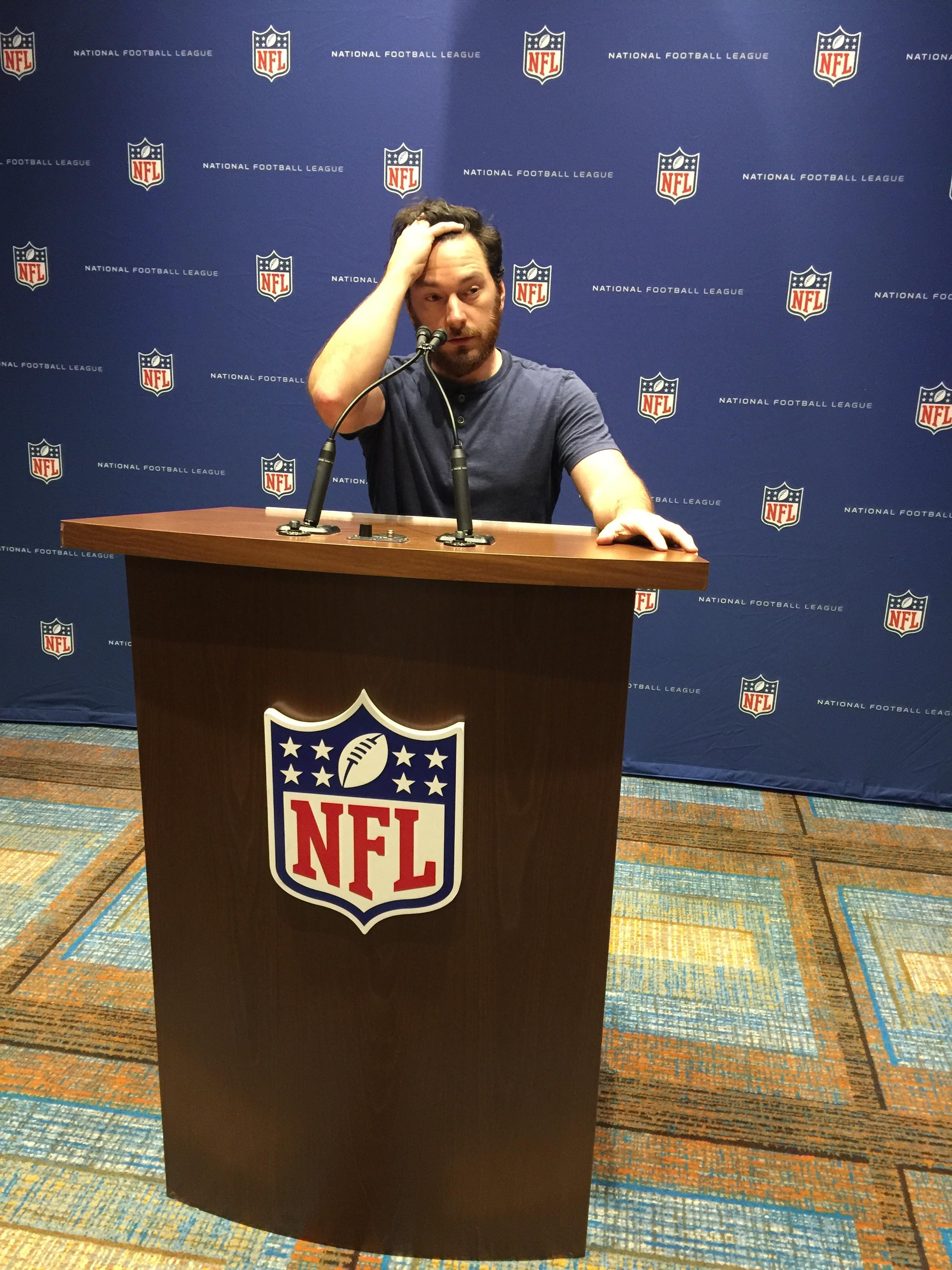 Nashville and Denver Crews Channel Their Inner NFL Player for ESPN