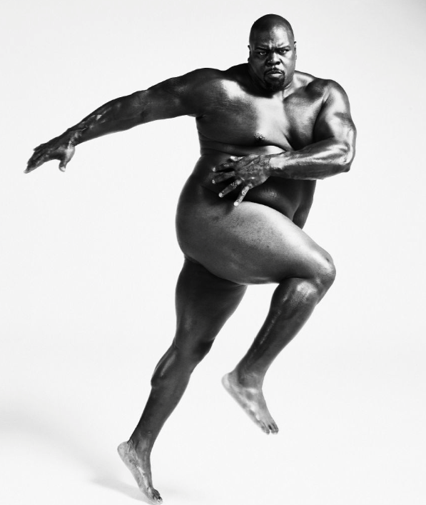 vince Dallas Crew Uncovers Vince Wilfork with ESPN The Body Issue 2016