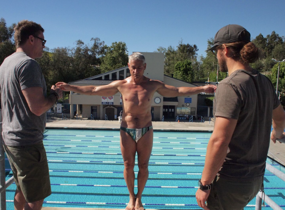 f6fd77fa ec98 4ab3 8a34 28b6d48643b1 San Francisco Crew Films Greg Louganis for ESPN The Magazine Body Issue