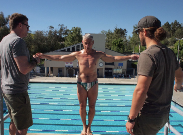 f6fd77fa ec98 4ab3 8a34 28b6d48643b1 600x444 San Francisco Crew Films Greg Louganis for ESPN The Magazine Body Issue