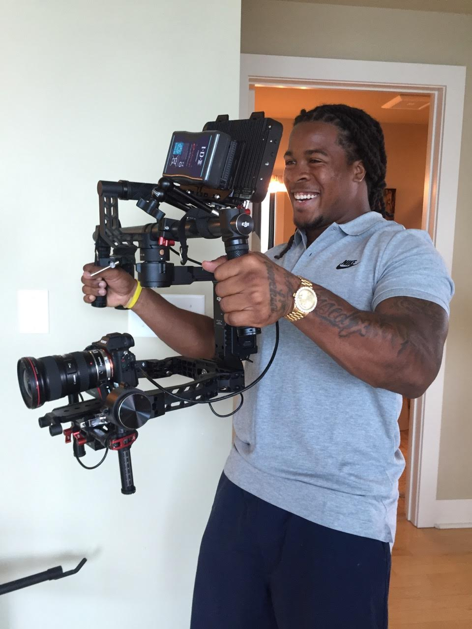 blog picture 7 5 16 Nashville Crew House Hunts with Devonta Freeman and The Bleacher Report