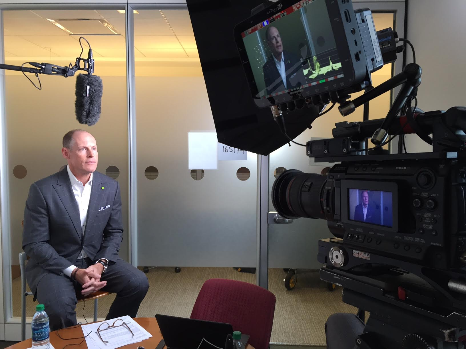 d2 Nashville Crew Films Forensic & Investigations Leader for Deloitte
