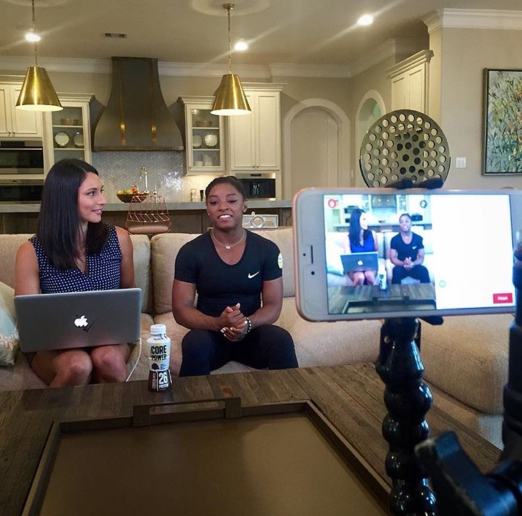 FullSizeRender1 Dallas DP Films Facebook Live Q&A with Simone Biles