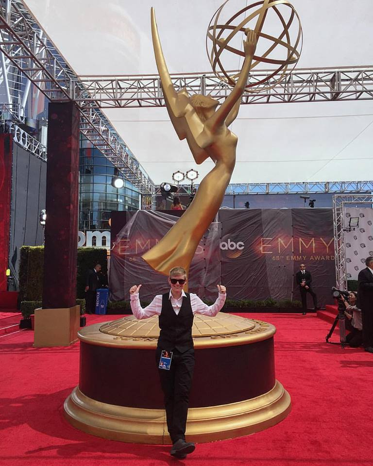 Emmys 2 LA Crew at the Emmys for Amazon