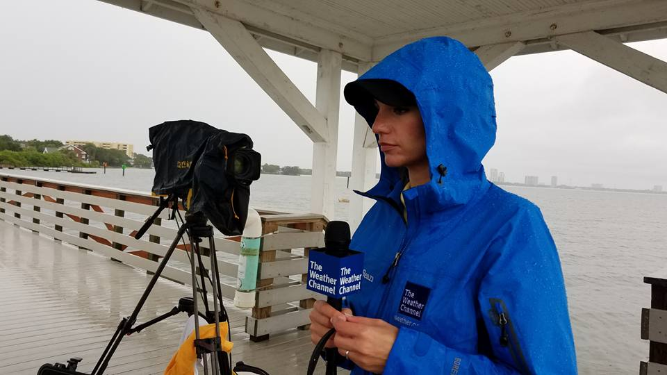 TWC 01 Miami Crew Suits Up for Hurricane Hermine