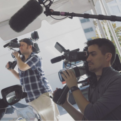 It's always fun working with Nate. We love shooting on Canon C300s. It's the perfect camera for shoots like this.