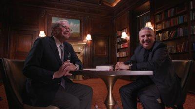 Tom Brokaw 3 400x225 NYC Cameraman Celebrating 50 Years of Tom Brokaw with NBC