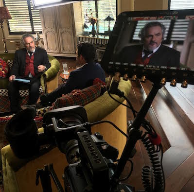 unnamed Texas DP Shoots For Feherty Outside Houston