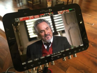 Behind the Scenes of Feherty