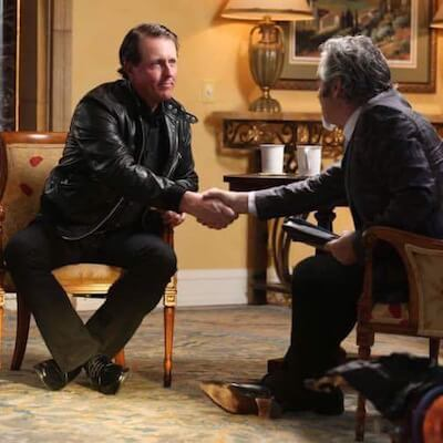 Feherty 5 1 Phoenix Cameraman Swings onto Feherty's Season Premiere