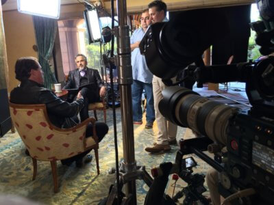 Feherty 2 400x300 Phoenix Cameraman Swings onto Feherty's Season Premiere