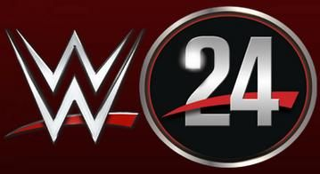 WWE 24 logo Go To Team: Unscripted