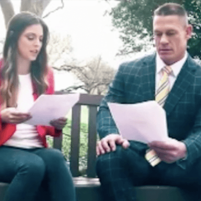 KN John Cena 1 Texas Crews Team Up For FS1 Special With Katie Nolan   Part 3
