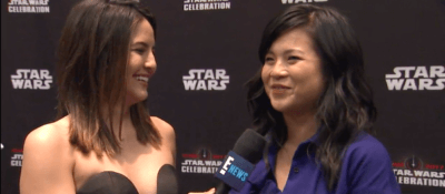 Star Wars 8 400x175 Go To Team is Feeling the Force with E! News
