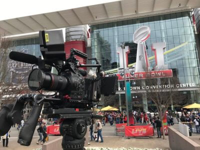 unnamed 7 400x300 Chicago Cameraman Recaps His Super Bowl Experience with FS1
