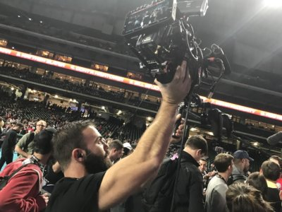 unnamed 1 3 400x300 Chicago Cameraman Recaps His Super Bowl Experience with FS1