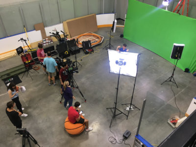 unnamed 3 1 400x300 Dallas Video Crew on the Perfect Shoot with Nickelodeon