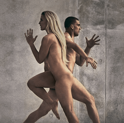 ESPN The Mag Power Couple 1 400x398 San Francisco Video Crew with Zach and Julie Ertz for ESPN Body Issue