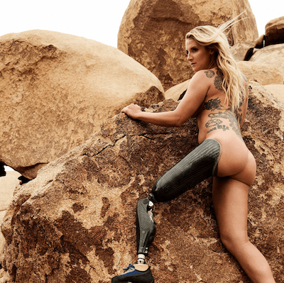 ESPN The Mag Kirstie Ennis 1 400x399 Los Angeles Video Crew with Kirstie Ennis for ESPN The Mag Body Issue