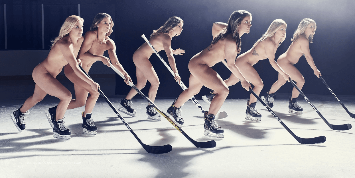 Russia's female olympians go on sochi charm offensive with scantily clad photo