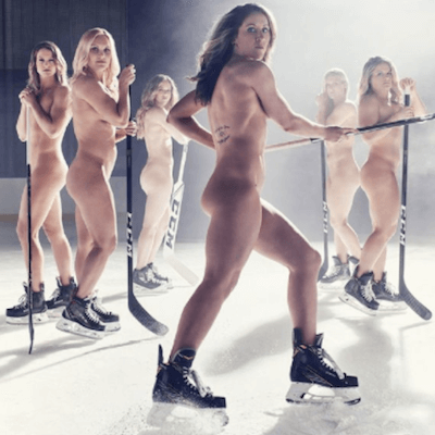 Screen Shot 2017 07 07 at 10.43.49 AM Miami Crew with U.S. Womens National Hockey Team for ESPN The Mag Body Issue