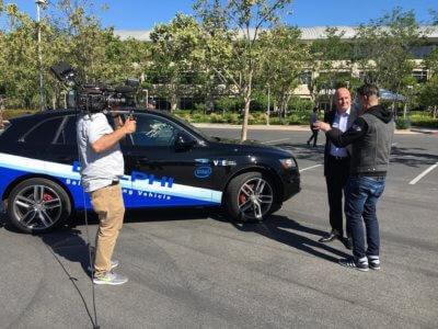 Daily Planet Autonomous Cars 400x300 San Francisco Camera Crew Riding Along with Daily Planet