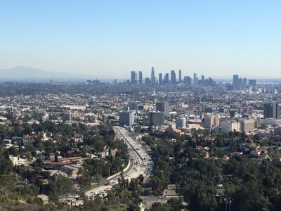 Los Angeles Cityscape 400x300 Video and Digital Producer's Guide to Shooting in Los Angeles, CA