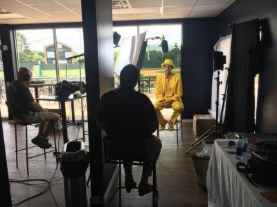 MSNBC Savannah Bananas 1 1 400x300 Atlanta Video Crew Goes Bananas for Baseball with MSNBC