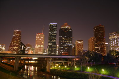 Houston cityscape 2 400x267 Video and Digital Producer's Guide to Shooting in Houston, TX