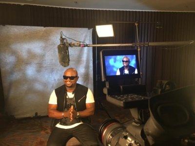 """Unsung Silk 3 400x300 Atlanta Video Camera Crew in the Studio with Silk for A. Smith & Co's """"Unsung"""""""