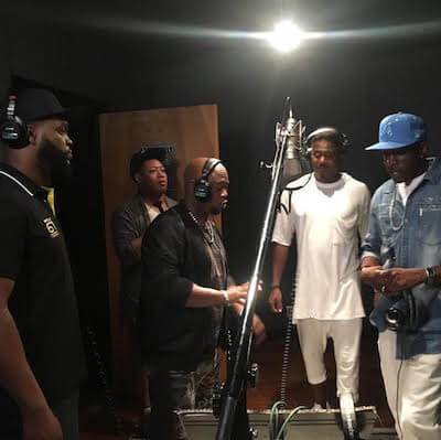 Atlanta Video Camera Crew with Silk on Unsung