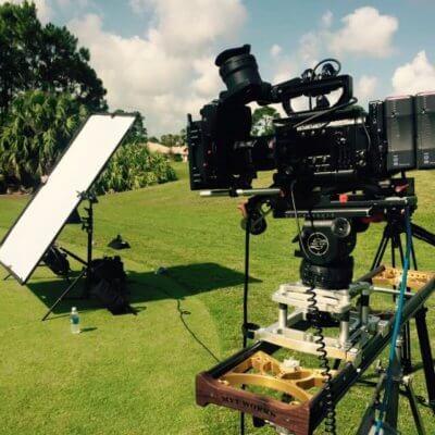 Los Angeles Video Camera Crew Golf Channel