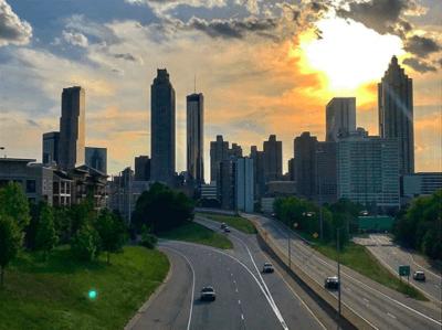 Atlanta Cityscape 400x299 Video and Digital Producer's Guide to Shooting in Atlanta, GA