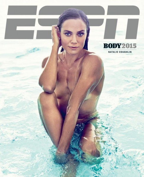 espn body issue 487x600 San Francisco Crew Goes Swimming With Natalie Coughlin for ESPN
