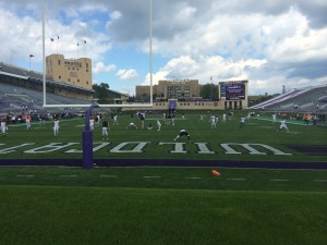2014 08 30 12.57.27 300x225 Chicago Video Crew kicks off College Football Season at Northwestern