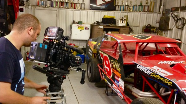 IMG 3381 600x337 Dallas Crew Shoots SPEED Feature on Clint Bowyer