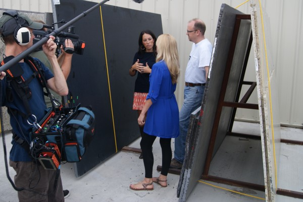 DSC00831 600x401 Life in Waco Part 2: Nashville Crew Continues Work on Lifestyle Television Pilot