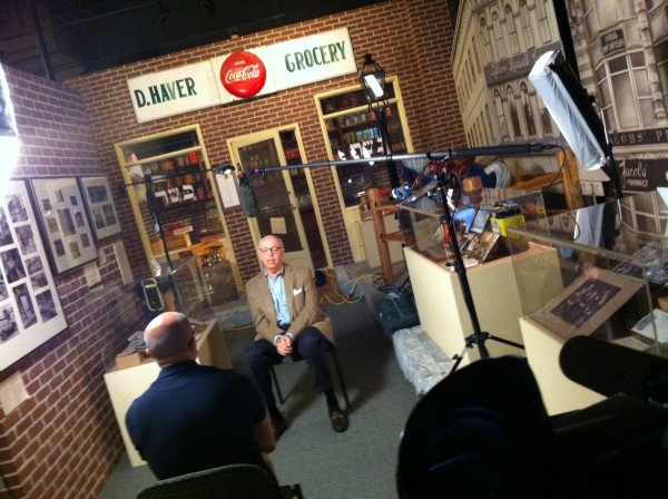 IMG 1814 600x448 Nashville Crew Shoots Documentary for Upcoming Blu ray Release of Driving Miss Daisy