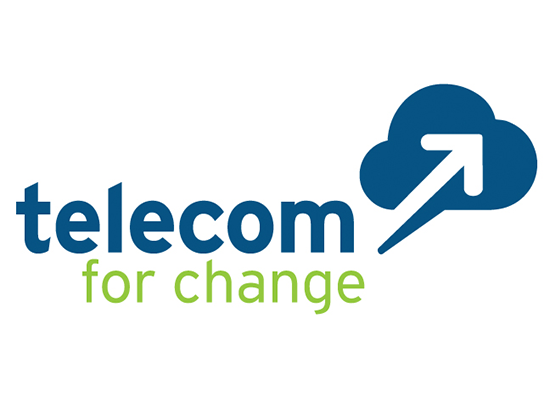 Telecom for Change Go To Team Gives Back