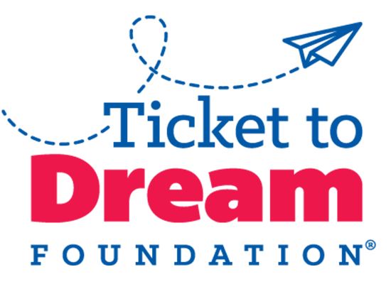 Ticket to Dream Go To Team Gives Back