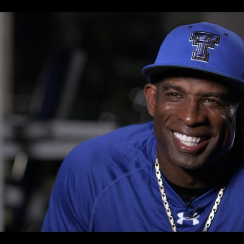 image1 500x500 Dallas Camera Crew on the Field with Deion Sanders, MaxPrep, and CBS