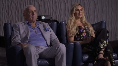 RF2 400x224 Atlanta Crew Captures Interview with Ric and Charlotte Flair