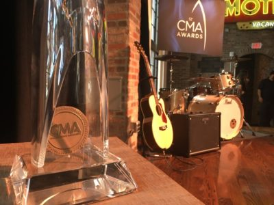 Nashville Crew Gets Insight on CMA Nominations