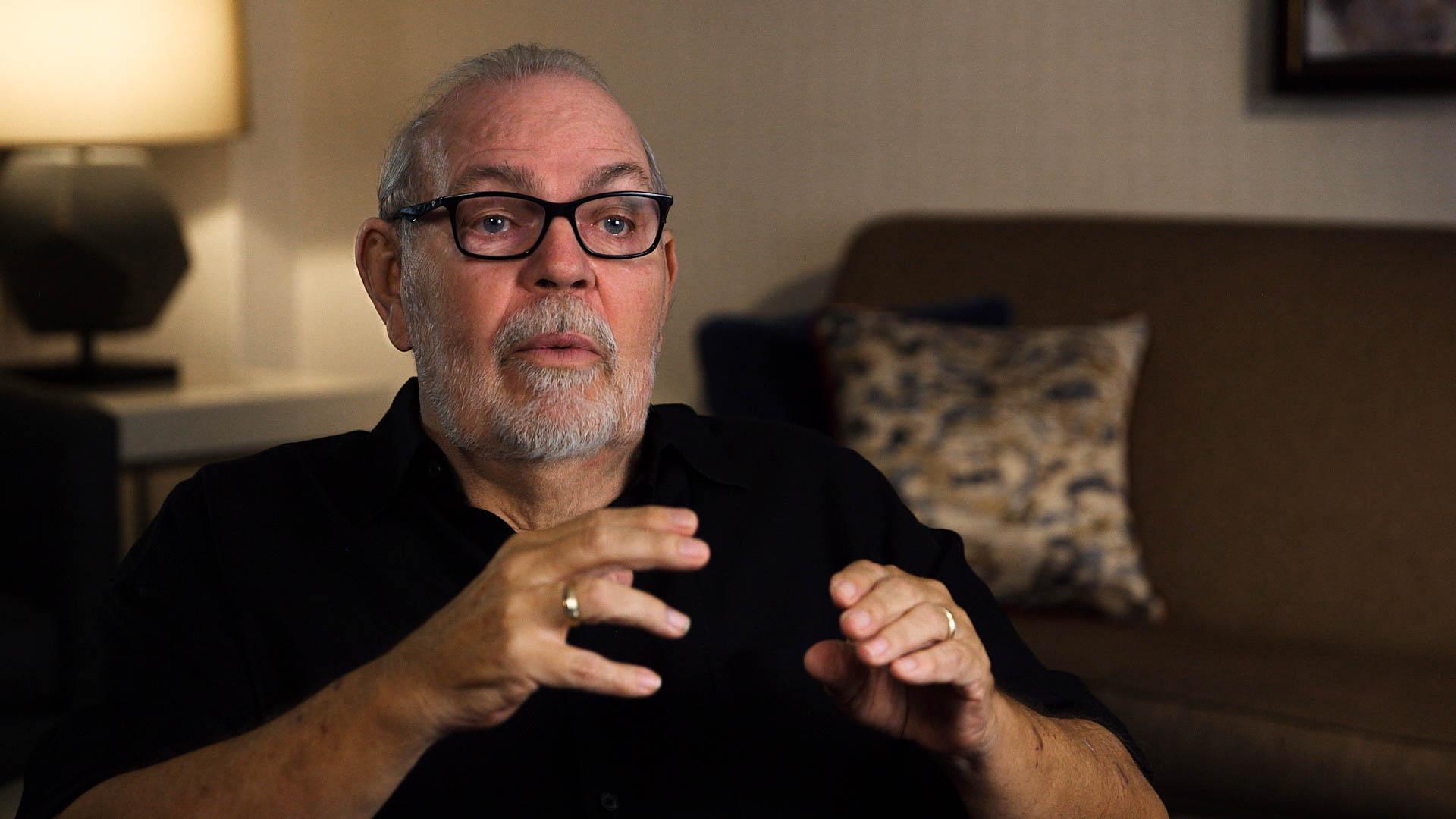 Dan Guntz St. Louis Crew Interview with Dan Guntzelman
