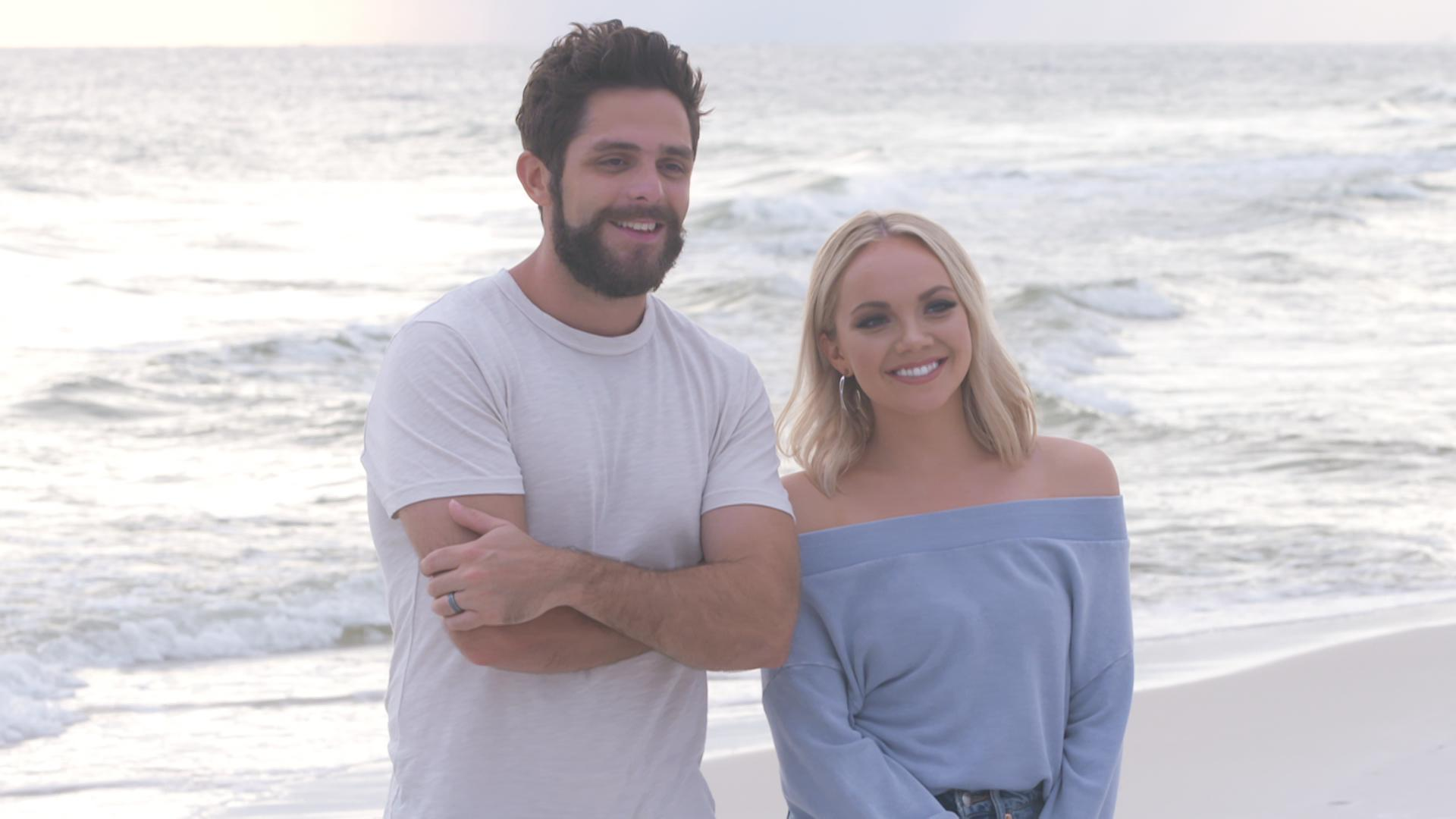 NS 09 25 CMT0037 19031411 Atlanta Crew Interview with Thomas Rhett