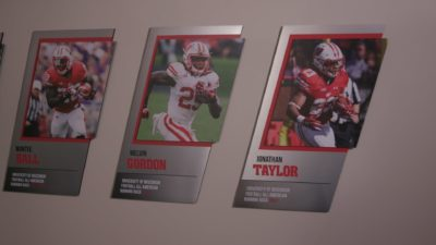 Wisconsin RBs 12.18 400x225 Go To Team Chicago DP | Wisconsin Badgers   Pinstripe Bowl