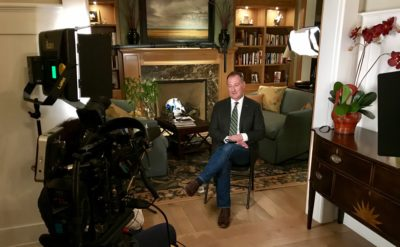 Go To Team Denver Crew | ABC Interview with Bryan Singer