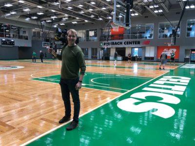 IMG 6994 400x300 Go To Team | and Area 21   Boston Celtics vs. LA Lakers