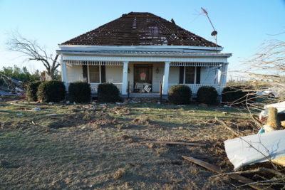 Go To Team South East Crews   F4 Tornado in Alabama