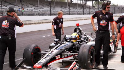 image21 400x225 Go To Team St. Louis Crew | Forbes at the Indianapolis 500